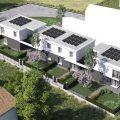Edificio quadrifamiliare a Carmignano di Brenta (PD)   Habitat Group