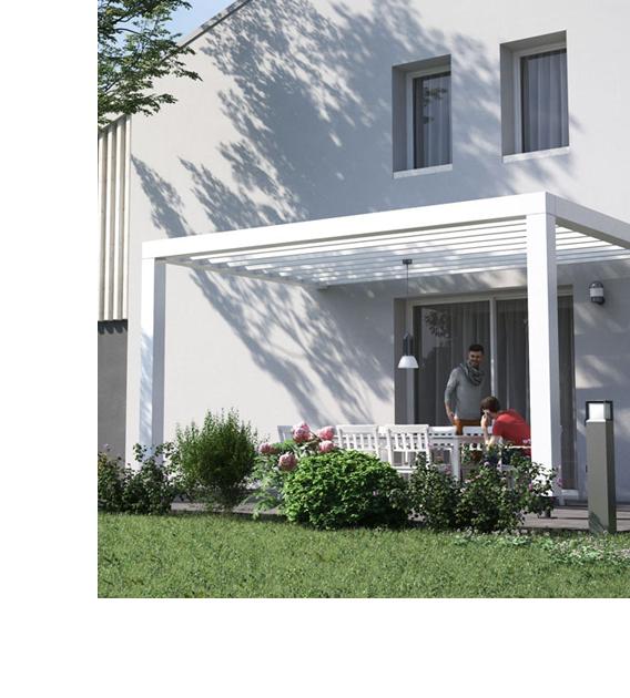 Edificio bifamiliare a Piazzola sul Brenta (PD)   Habitat Group